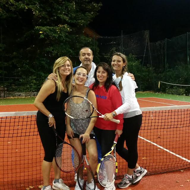 Corso Serale - Tennis Club Albaro