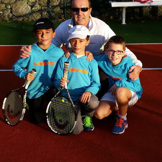 Corso Agonistico - Tennis Club Albaro