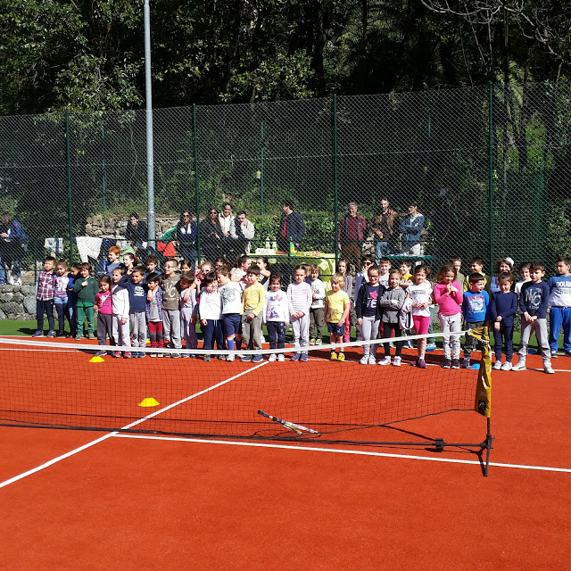 Corso Mini Tennis - Tennis Club Albaro