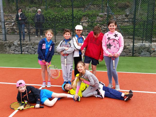 Corso Scuola Tennis - Tennis Club Albaro
